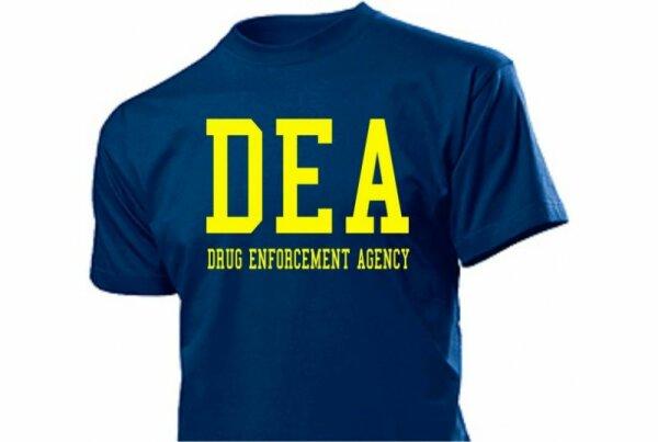 DEA Drug Enforcement Agency CSI CIA
