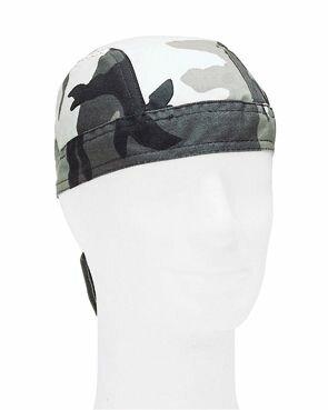 Urban Camo Headwrap