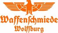 Waffenschmiede Wolfsburg Fahrzeug Aufkleber