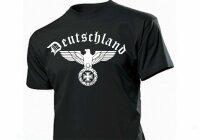 T-Shirt Reichsadler Deutschland Trikot Eisernes Kreuz Adler EK EK1 EK2 Gr 3-5XL