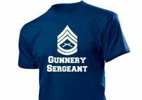 T-Shirt US Army Gunnery Sergeant