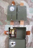 Wehrmacht Taschenlampe 1945 Pertrix Depot Orig.