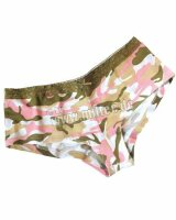 """Camouflage Panty """"Pink""""  Camo"""