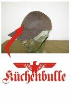 Küchenbulle Cap mit Reichsadler