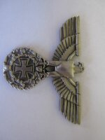 Eagle with Iron Cross Pin
