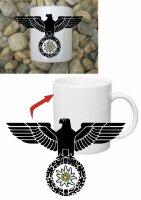 "Mountain Trooper with ""Edelweiss"" Coffee Mug"