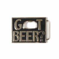 """""""Got Beer"""" Buckle Bottle Opener..."""