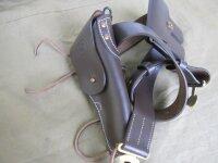 M1911 Colt Holster Officer Belt Chocolate