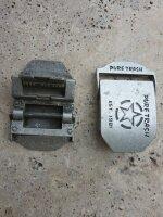 Pure Trash Vintage Gürtelschnalle für 40mm...
