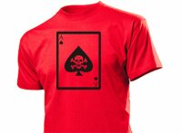 T-Shirt Deathcard Vietnam US Army 101st Airborne #2