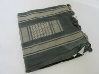 Shemagh Petrol green / sand Tactical Camo Scarf