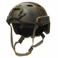 EMERSONGEAR Mich Fast Taktischer Helm Paintball Airsoft...