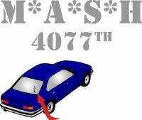 MASH M*A*S*H 4077th M.A.S.H. US Army Medical Corps...