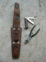 Forval CS34 Army Werkzeug Tool Equipment TE-33 Messer...