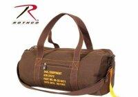 US Army Canvas Equipment Bag Reisetasche...