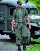 US Army Feldanzug Vietnam 1st Cavalry Fieldjacket Jungle...