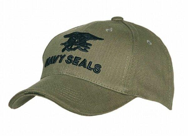US Army Navy Seals Baseball Cap Oliv Insignia Eagle & Anchor USMC Marines Navy