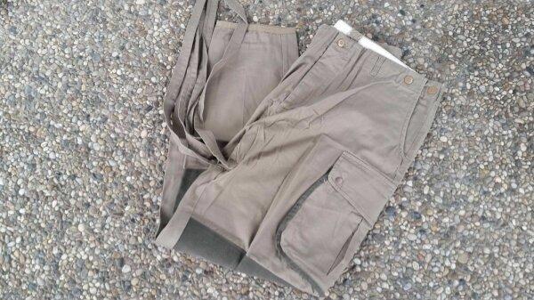 US Army Paratrooper Feldhose f Feldanzug Springeranzug WK2 Trouser Jumpsuit Rein
