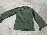 US Army Women Utility Shirt Feldjacke Field Jacket OG-107...